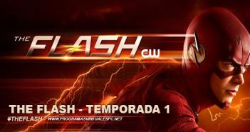 The Flash Temporada 1 HD 720p Latino