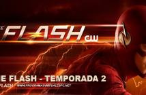 The Flash Temporada 2 HD Latino