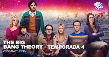 Ver La Teoría del Big Bang Temporada 4 HD Latino Online