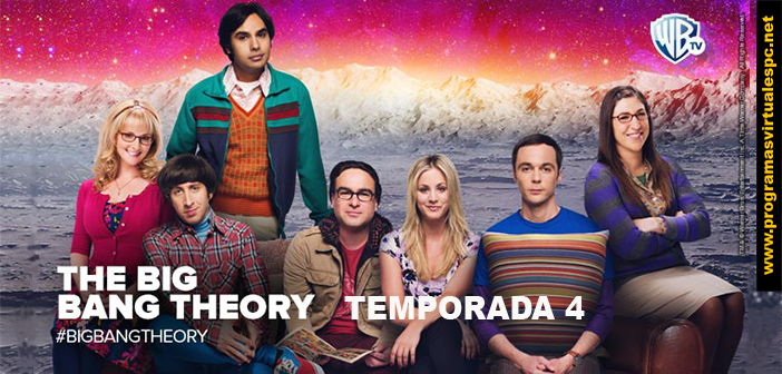 Ver La Teoría del Big Bang Temporada 4 HD Latino Online