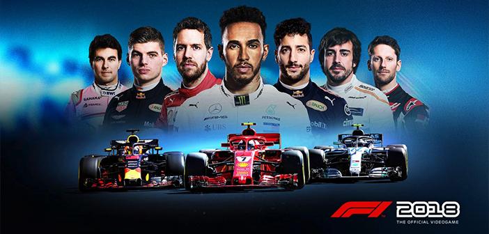 Descargar Formula 1 2018 PC Full Español