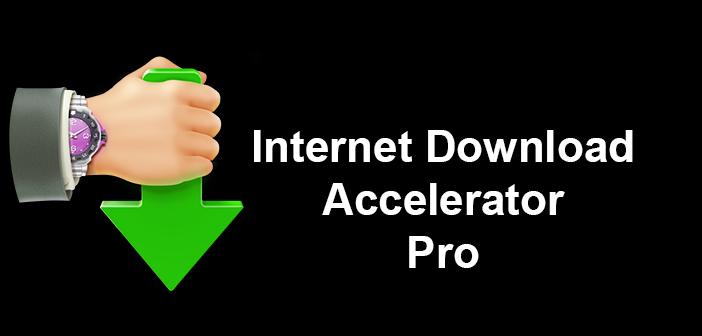 Download Internet Download Accelerator Pro Full