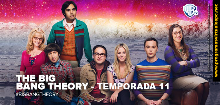 La Teoría del Big Bang Temporada 11 HD Latino Full