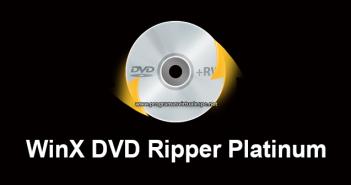 Descargar WinX DVD Ripper Platinum