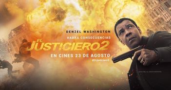 El Justiciero 2 (2018) HD Latino