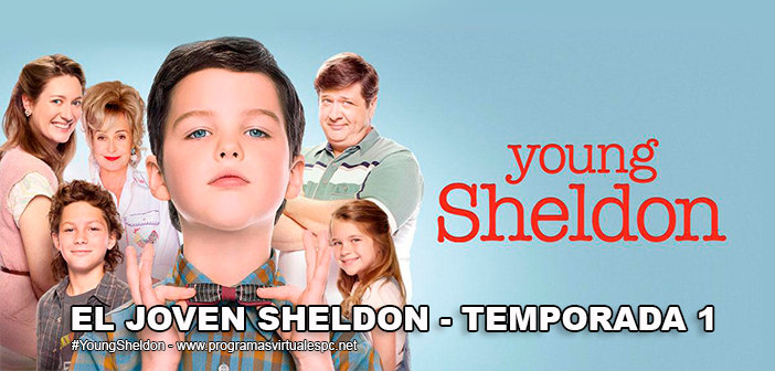 El joven Sheldon Temporada 1 HD Latino