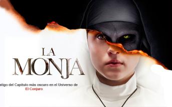 Ver La Monja 2018 HD 720p y 1080p Latino Online