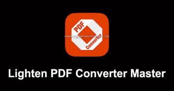 Descargar Lighten PDF Converter Master Español Full