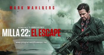 Milla 22 El Escape (2018) HD 720p y 1080p Latino Dual Online