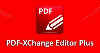 Descargar PDF-XChange Editor Plus Full 2020