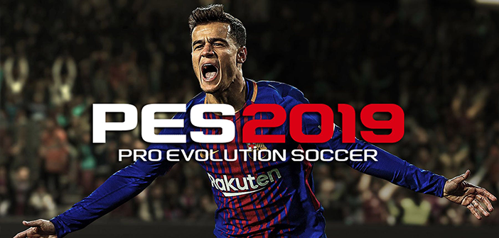Pro Evolution Soccer 2019 Para PC Full Español Final