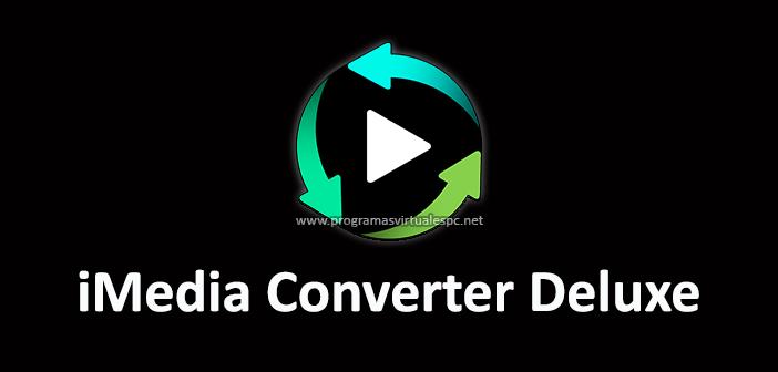 iSkysoft iMedia Converter Deluxe Full Español
