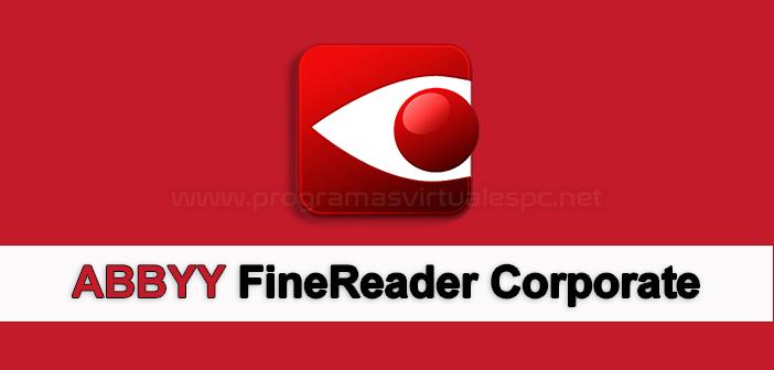 Descargar ABBYY FineReader Corporate Full