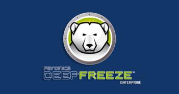 Descargar Deep Freeze Enterprise Full + Serial