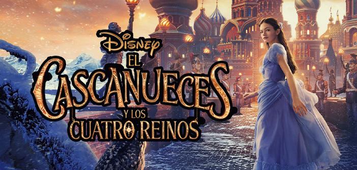 Ver El cascanueces y los cuatros reinos (2018) HD Latino