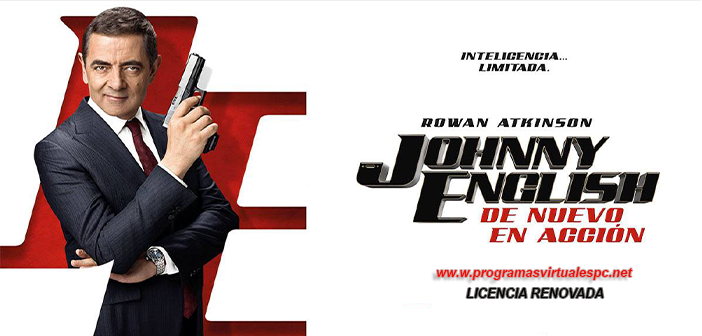 Descargar o ver online Johnny English 3.0 (2018) HD