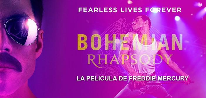 Bohemian Rhapsody: La historia de Freddie Mercury (2018) HD Latino Online full