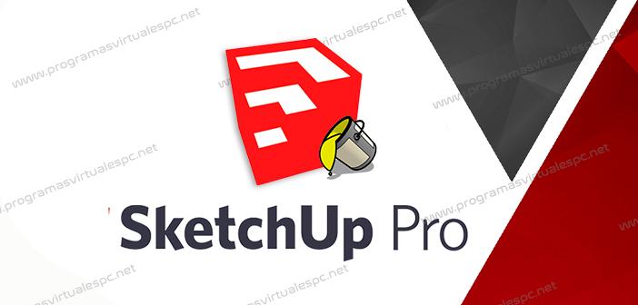 Programa de diseño SketchUp Pro 2019 Full