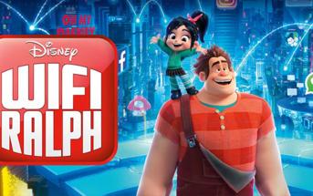 Ver o descargar WiFi Ralph (2018) HD