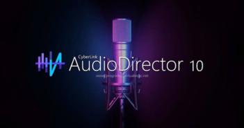 Descargar CyberLink AudioDirector Ultra Full