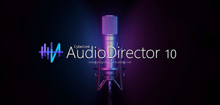 Descargar CyberLink AudioDirector Ultra Full
