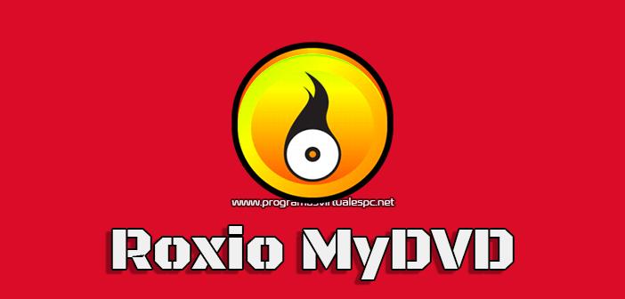 Descargar Roxio MyDVD Full