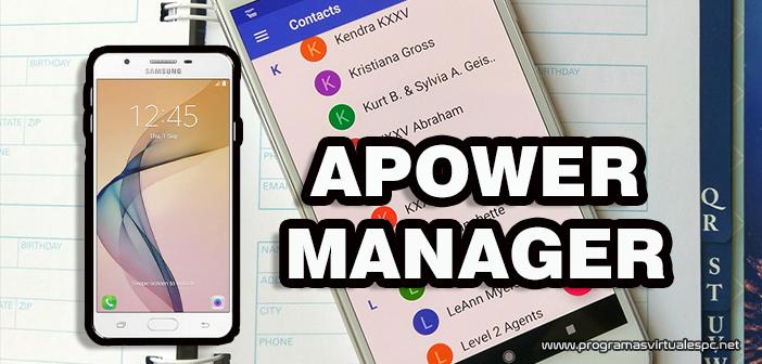 Descargar ApowerManager Full + serial