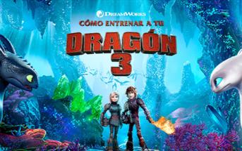 Ver Cómo Entrenar a tu Dragón 3 (2019) HD 720p y 1080p Latino Full
