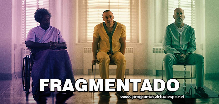 Glass (Fragmentado) (2019) HD 720p y 1080p Latino