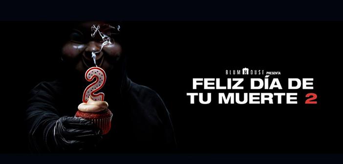 Ver Feliz Día de tu Muerte 2 (2019) HD 720p, 1080p Latino Full