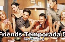 Ver Friends Temporada 5 HD 1080p Latino Full