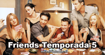 Ver Friends Temporada 5 HD 1080p Latino Full