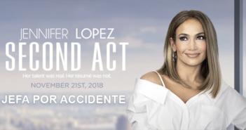 Jefa por accidente (2018) HD 720p y 1080p Latino