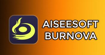 descargar Aiseesoft Burnova full