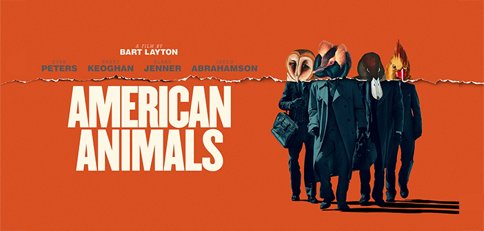 Ver American Animals (2018) HD 720p y 1080p Latino Full