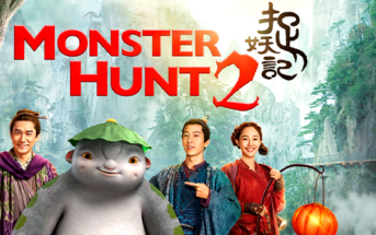 Ver Monster Hunt 2 (2018) HD 720p y 1080p Latino Full
