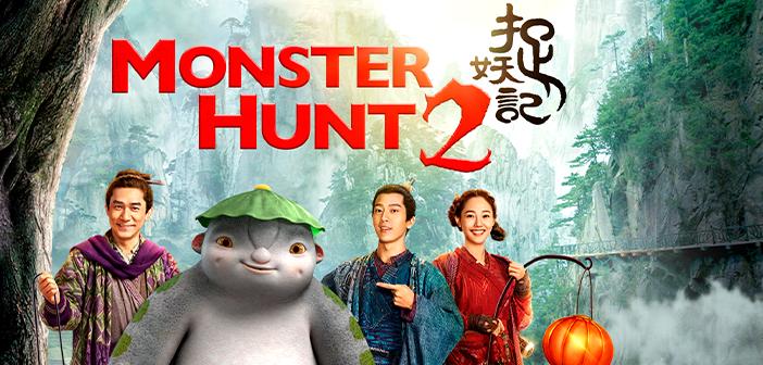 Ver Monster Hunt 2 (2018) HD 720p y 1080p Latino Full
