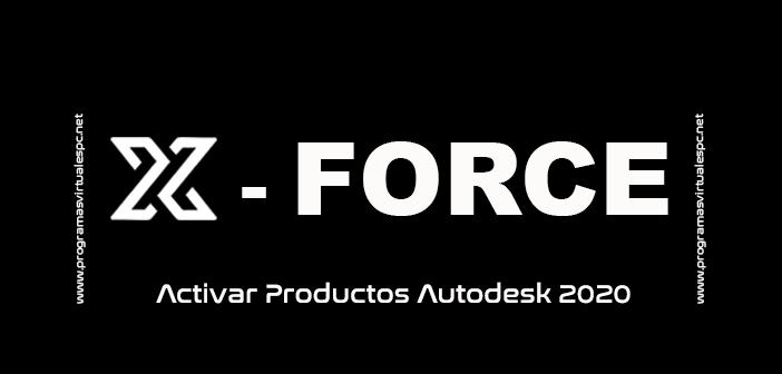 x-force keygen autodesk 2020