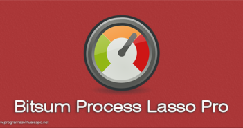Descargar Bitsum Process Lasso Pro Full