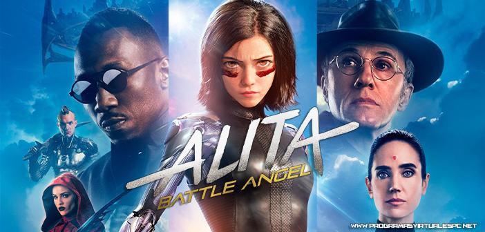 Ver Battle Angel La Última Guerrera (2019) HD 720p y 1080p Latino Online