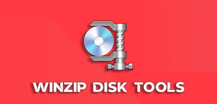 Descargar WinZip Disk Tools Full