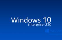 Descargar Windows 10 Enterprise LTSC 2019 Full