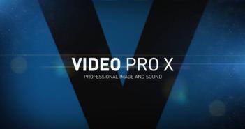MAGIX Video Pro X Full