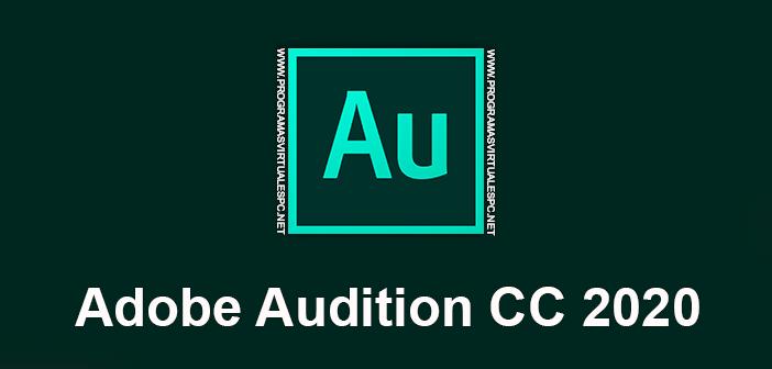 Descargar Adobe Audition CC 2020 Full