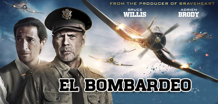 Descargar El Bombardeo (Air Strike) (2018) HD 720p y 1080p Latino
