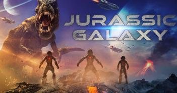 Ver Jurassic Galaxy (2018) HD Latino Online
