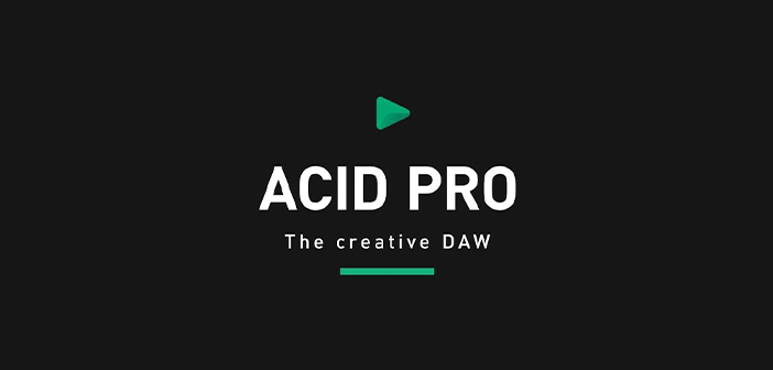 Descargar MAGIX ACID Pro Full