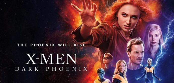 Descargar X-Men Dark Phoenix (2019) HD 720p, 1080p Latino Online
