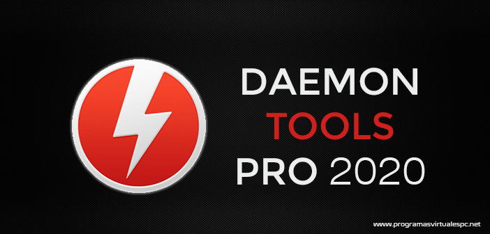 Descargar DAEMON Tools Pro Full