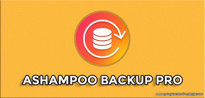 Descargar Ashampoo Backup Pro Full